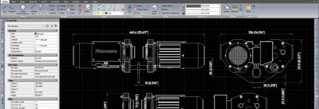 CMS IntelliCAD 8.1 CAD Software Released