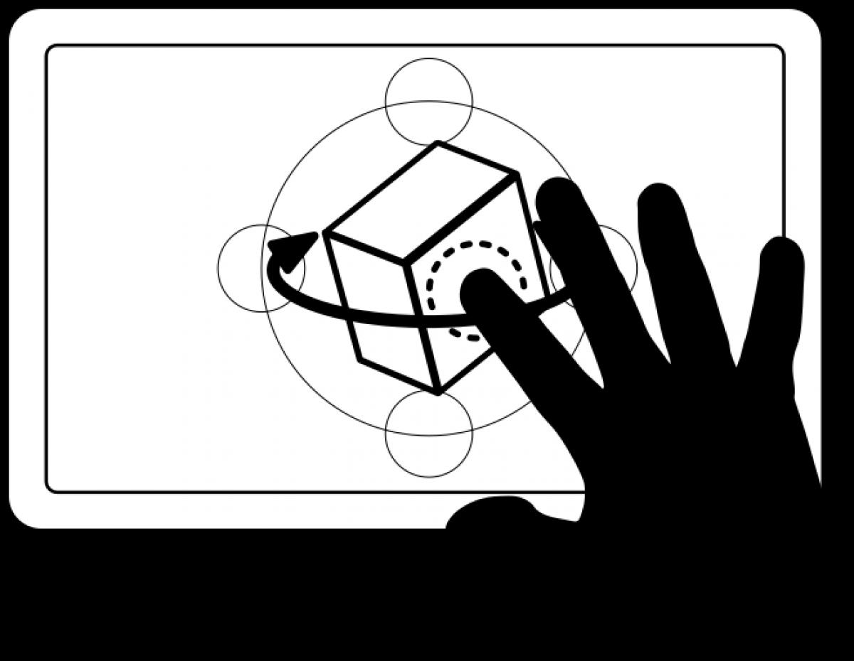 3D View Orbit
