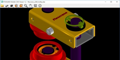 New ETOOLBOX CAD Viewer 1.2