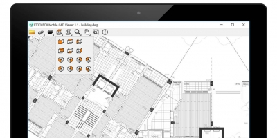 New ETOOLBOX CAD Viewer for Microsoft Windows released