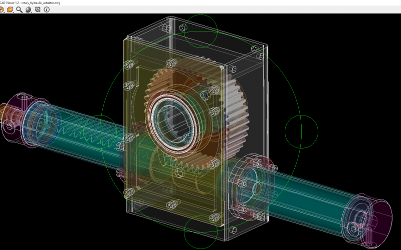 New ETOOLBOX® CAD Viewer 1.2 version for Microsoft Windows now also available through application streaming