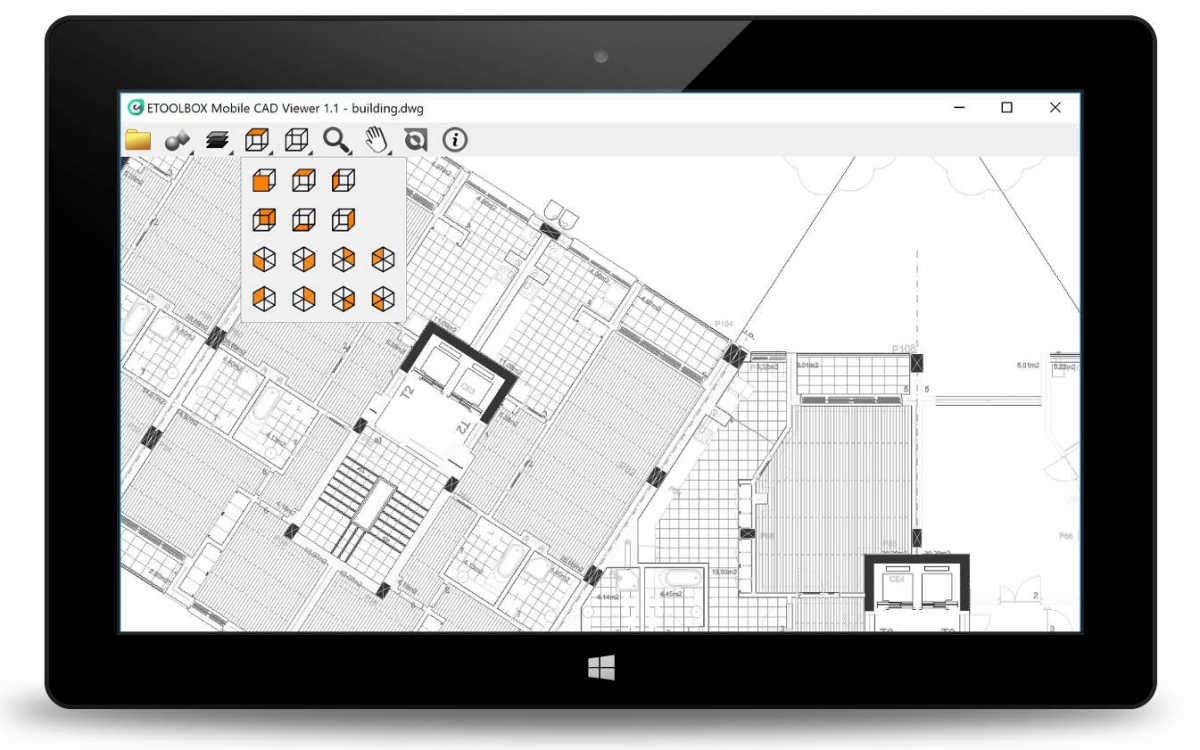etoolbox cad viewer for windows