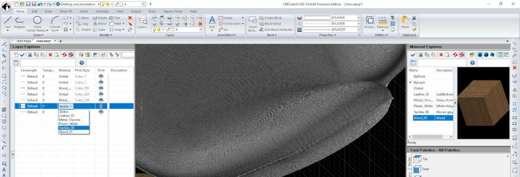 New CMS IntelliCAD 10.0 PE & PE Plus CAD software